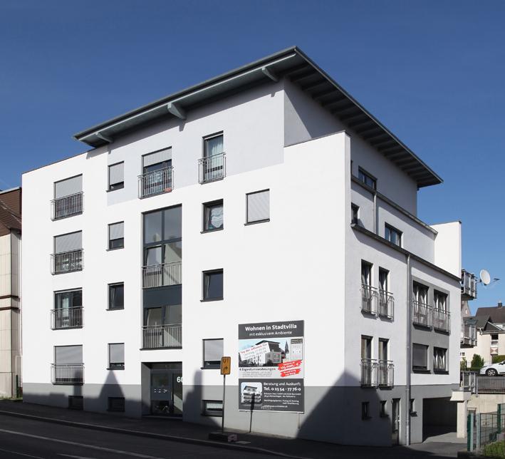 MFH Weststraße - Lüdenscheid